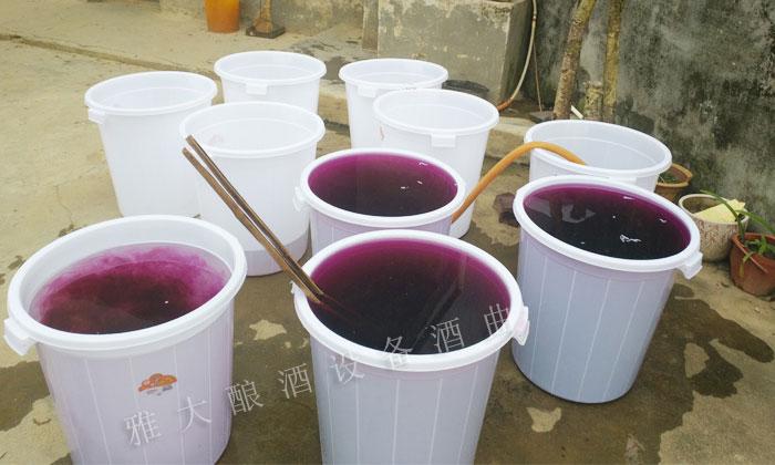 11.21发酵桶清洗 消毒