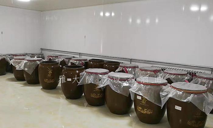 3.24陶缸发酵(小曲清香酒)