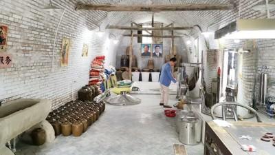 经白酒蒸馏设备蒸馏的新酒,在贮存过程中发生了什么?