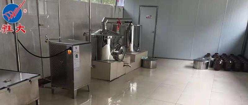 2.20电加热酿酒设备蒸酒