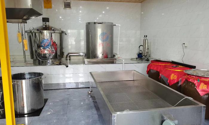 5.5干净整洁的酿酒作坊