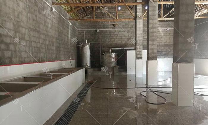 引进大型酿酒设备,酒旅融合,依托溶洞优势资源打造特色洞藏酒 4