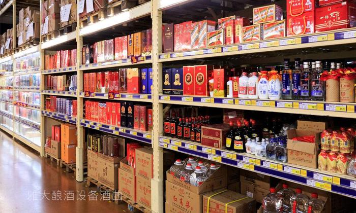 6.8超市里各种各样的白酒该怎样选