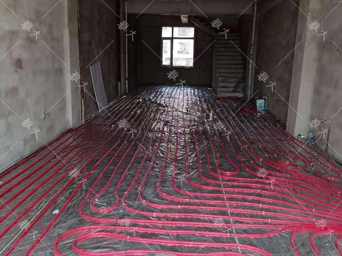 5.31发酵车间地板上铺地暖