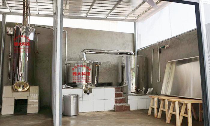 雅大酿酒蒸馏设备