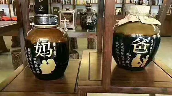 用大型酿酒设备做高粱酒,山西范姐做的节日定制酒别具一格!